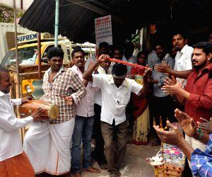 Christians convert to Hinduism in Chennai