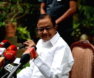 Chidambaram's press conference