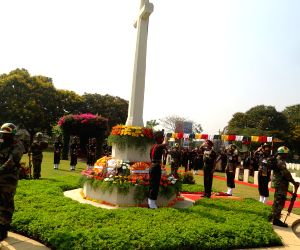 Centenary Celebrations of World War-I at Madras War Cemetery