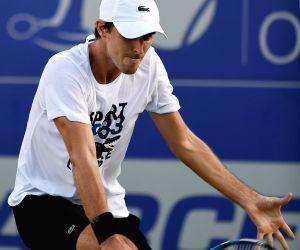 ATP Chennai Open 2015 - practice session