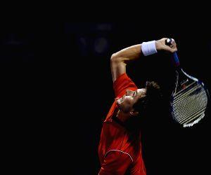 ATP Chennai Open 2015 - Gilles Muller vs Edouard Roger-Vasselin