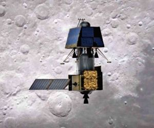 NASA finds Vikram moonlander's debris