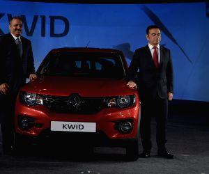 Renault launches 'Kwid
