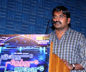 'Indru Netru Naalai' - press meet