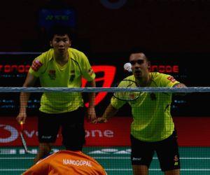 Premier Badminton League - Kidambi Nandagopal and Lee Chun Hei v/s Chris Adcock and Lee Yang