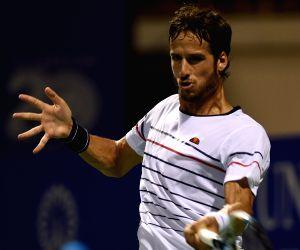 ATP Chennai Open 2015 - Brit Aljaz Bedene vs Feliciano Lopez