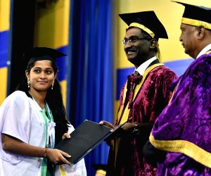 8th Annual Convocation of the Saveetha University