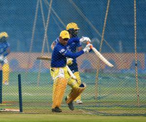 IPL 2018 - Chennai Super Kings - Practice Session