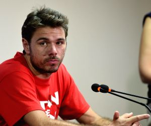 ATP Chennai Open 2015 - press conference - Stanislas Wawrinka