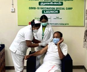 Vice President Naidu takes home-grown jab in Chennai