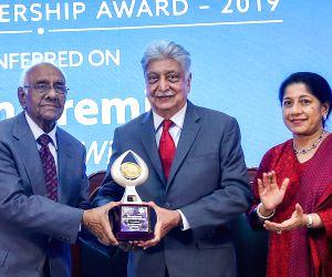 Business leadership award for Wipro czar Premji