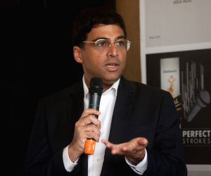 Happy with the way my classical game has stabilised: Viswanathan Anand