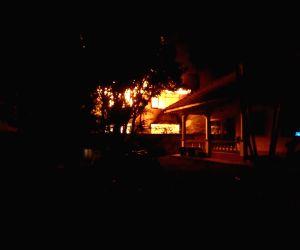 THAILAND-CHIANG RAI-SCHOOL DORM FIRE