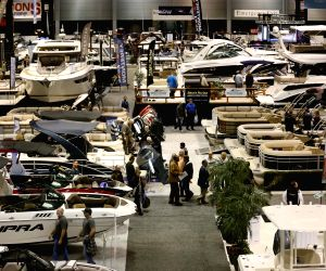 U.S. CHICAGO BOAT SHOW