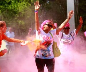 U.S.-CHICAGO-COLOR RUN