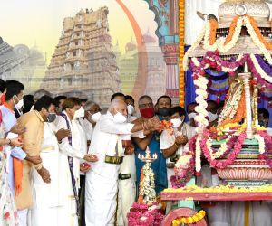 BS Yediyurappa inaugurates Dasara celebrations in Mysuru