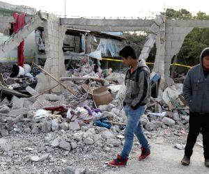 MEXICO CHILCHOTLA FIREWORKS BLAST