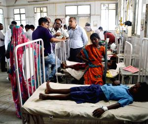 Children  fall ill after having Miday Meal