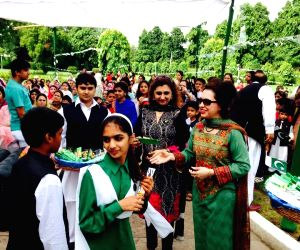 Pakistani Independence Day celebrations