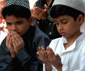 Juma-tul-Wida prayers at Tipu Sultan Masjid