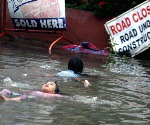 PHILIPPINES MALABON CITY FLOOD