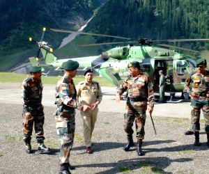 Amarnath Yatra security arrangements