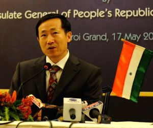 Chinese Consul General's press conference
