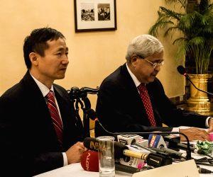 Ma Zhanwu's press conference