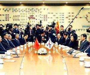 ROK CHINA LI KEQIANG CHUNG UI HWA MEETING