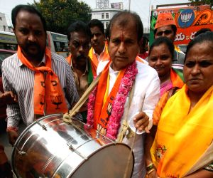 Ramachandra Reddy's election campaign