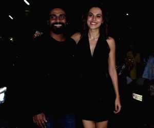 "Special screening of film ""Judwaa 2""- Remo D'Souza, Taapsee Pannu"