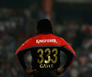 File Photo: Chris Gayle