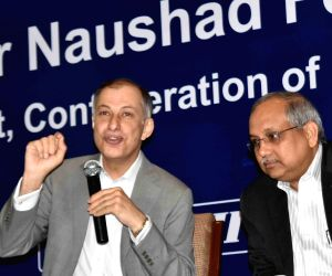 Naushad Forbes's press conference