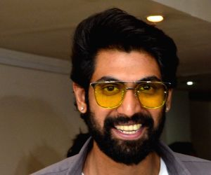 Cinema Oka Alchemy Book Launch By Rana Daggubati
