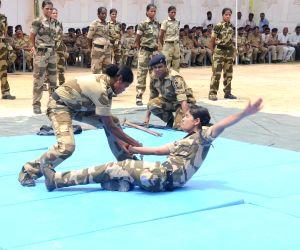 CISF Women's Self Defence Program