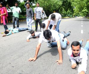 Demonstration to scrap CSAT