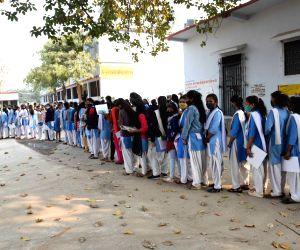 Class 10 exams begin in Bihar amid tight security