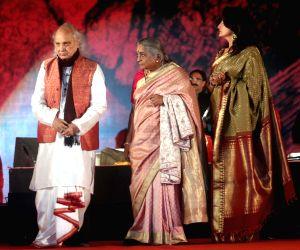 Pandit Jasraj's birth anniversary celebration