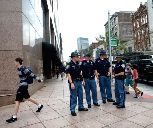 U.S. CLEVELAND REPUBLICAN NATIONAL CONVENTION PROTEST
