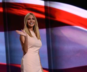 US-CLEVELAND-REPUBLICAN NATIONAL CONVENTION-IVANKA TRUMP