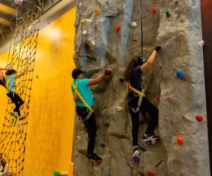Interactive wall climbing course launched in Thane ()