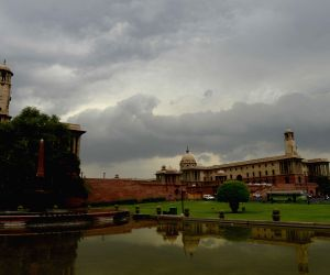 Clouds loom over national capital