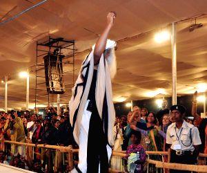 Mahashivaratri celebrations - Jaggi Vasudev