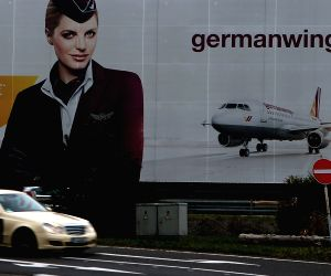 GERMANY COLOGNE GERMANWINGS PRESS CONFERENCE