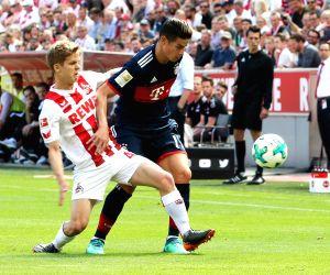 GERMANY-COLOGNE-SOCCER-BUNDESLIGA-FC COLOGNE VS BAYERN MUNICH