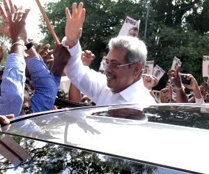 SRI LANKA-COLOMBO-FORMER DEFENSE SECRETARY-ANTI-GRAFT COMMISSION