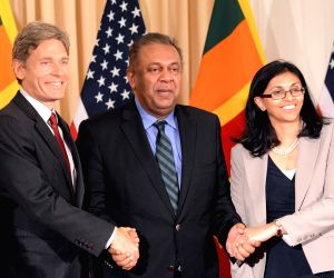 LANKA COLOMBO U.S. RECONCILIATION SUPPORT