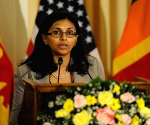 SRI LANKA COLOMBO U.S. RECONCILIATION SUPPORT