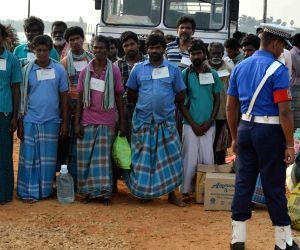 India fishermen are freed in northern Sri Lanka Kankesanthurai harbour of Jaffna