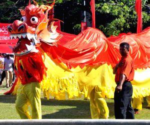 SRI LANKA-COLOMBO-INTERNATIONAL LABOR DAY-RALLY